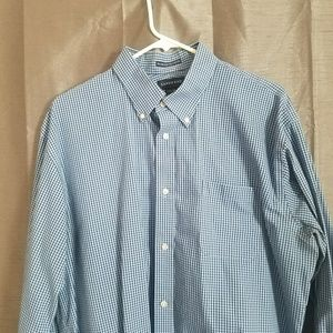Lands End Tailored Fit Dress shirt